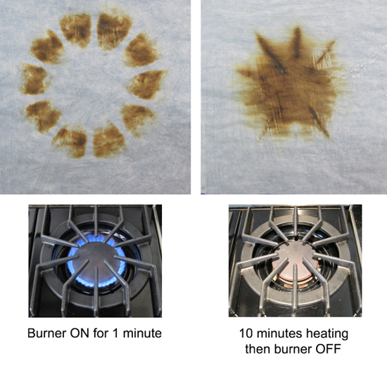 baking stones and thermal mass